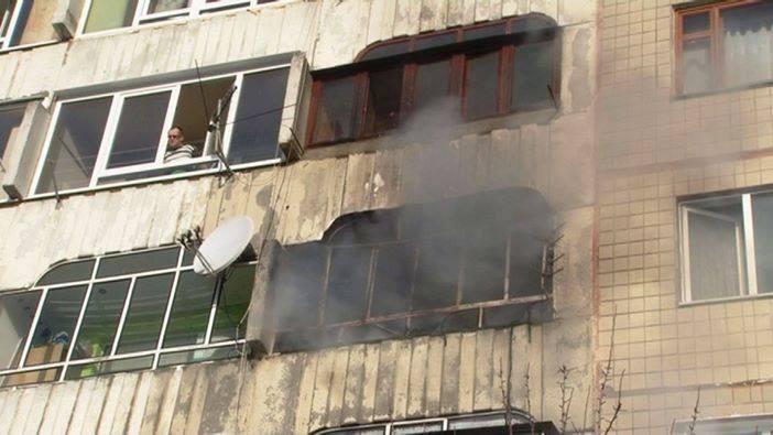 Вновогоднюю ночь воЛьвове из-за пожара издома эвакуировали 20 человек