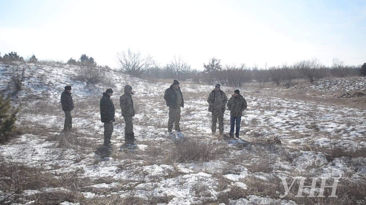 В Олешківському районі браконьєри вбили 6 сарн