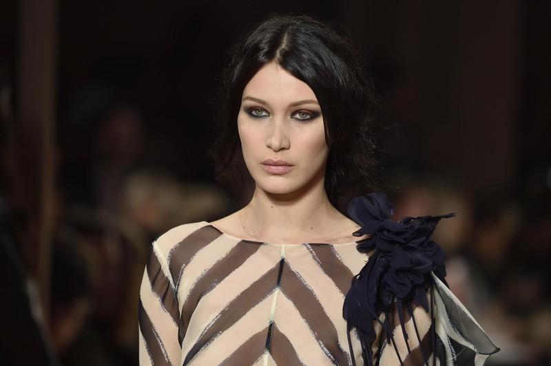 Пермская модель Наташа Поли выступила наНеделе моды вМилане