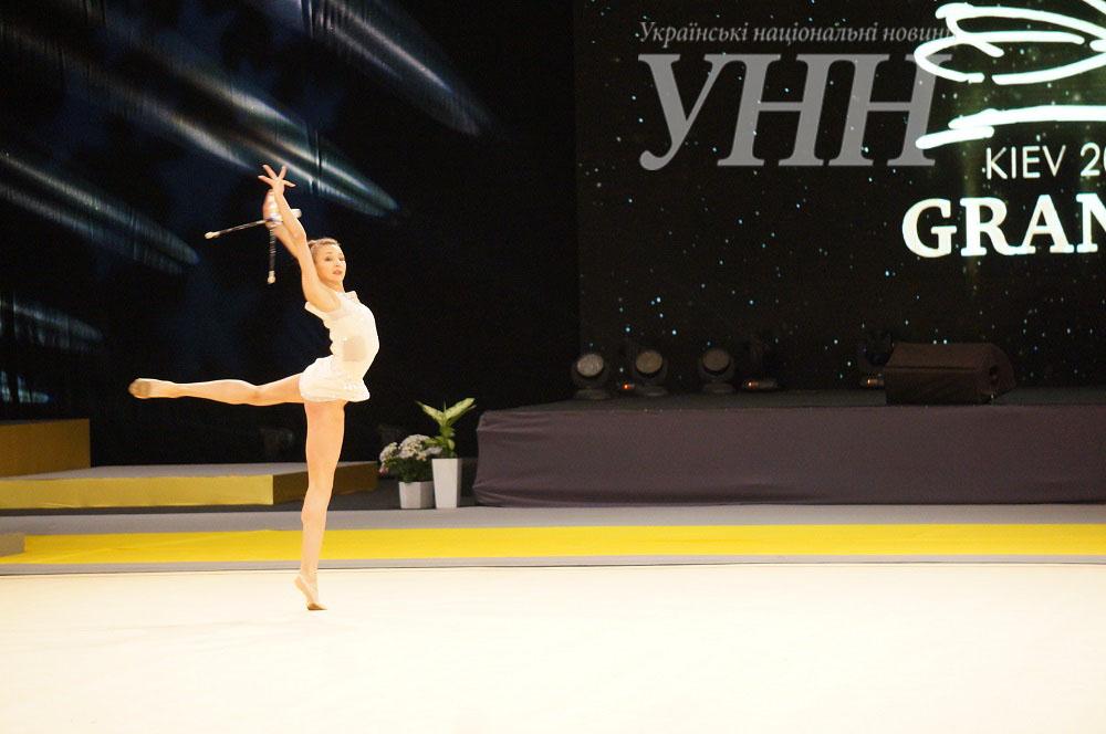 Россиянка Хонина одолела наэтапе «Гран-при» вКиеве