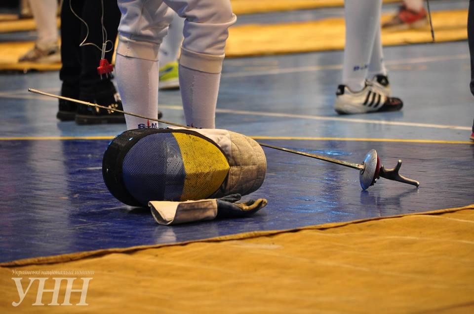 Майже 300 фехтувальників приїхали на міжнародні змагання в Ужгород
