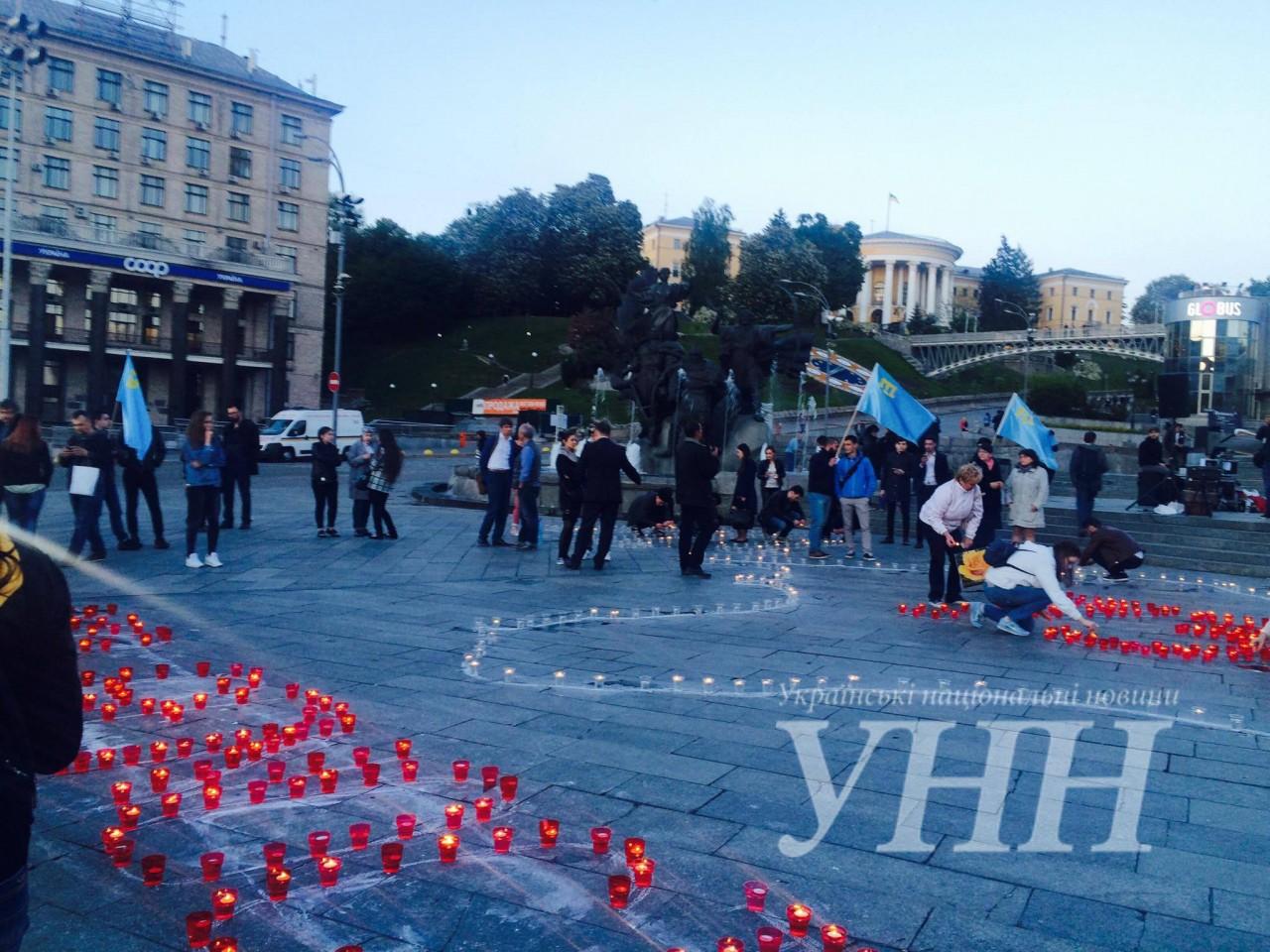 Сьогодні вшановують пам'ять жертв геноциду кримськотатарського народу