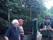 На месте обстрелов в Авдеевке работают следователи — полиция — фото 1