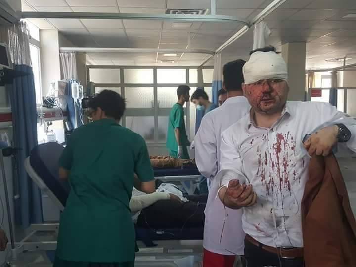 Афганістан: через вибух вКабулі є загиблі тапоранені