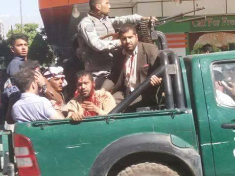 Устолиці Афганістану стався потужний вибух— 67 людей отримали травми, є загиблі