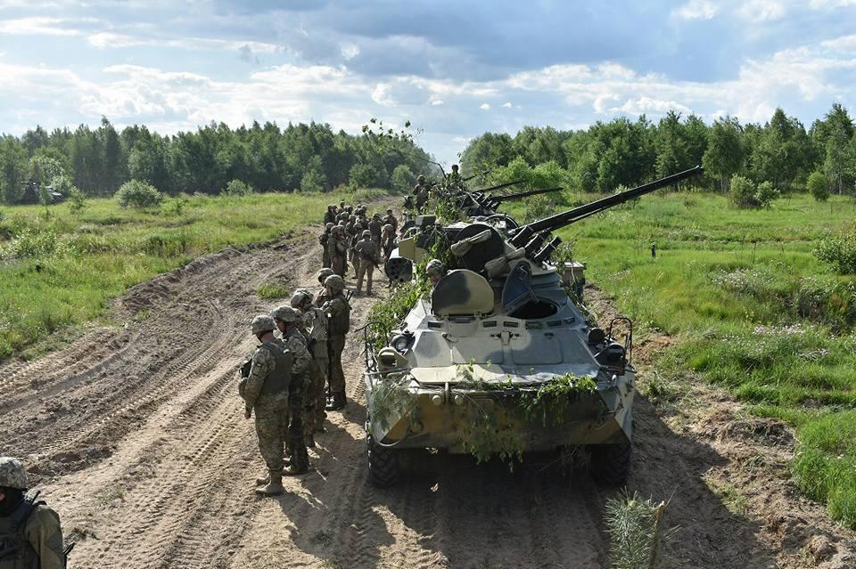 Генштаб України оприлюднив вражаюче відео військових навчань ВДВ