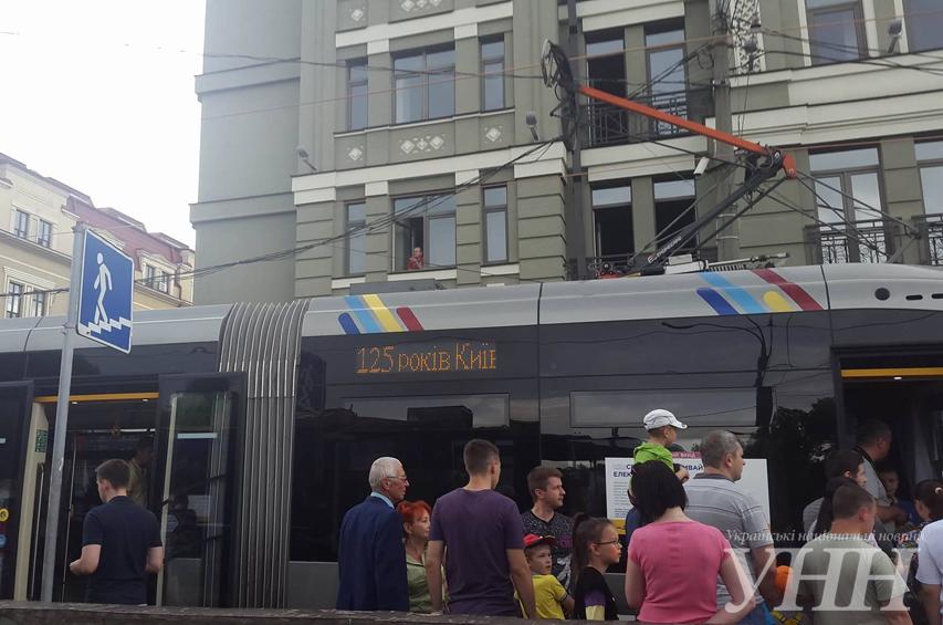 УКиєві пройде святковий парад трамваїв (АНОНС)