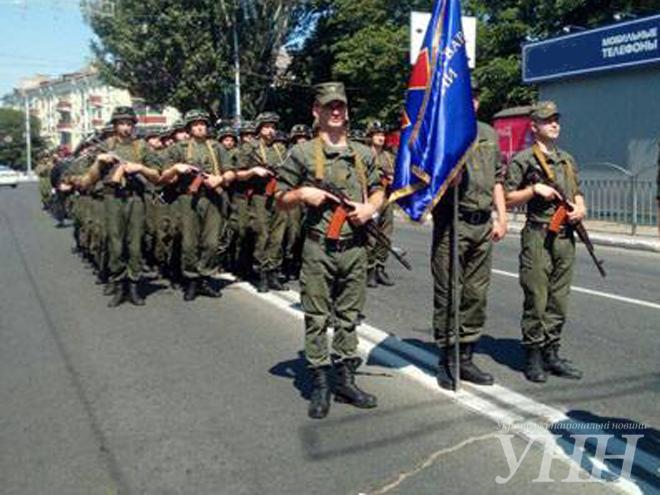 Маріуполь святкує третю річницю визволення від терористів