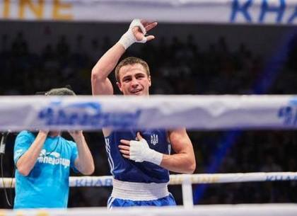 Українець дав лупня росіянину і здобув «золото» Чемпіонату Європи