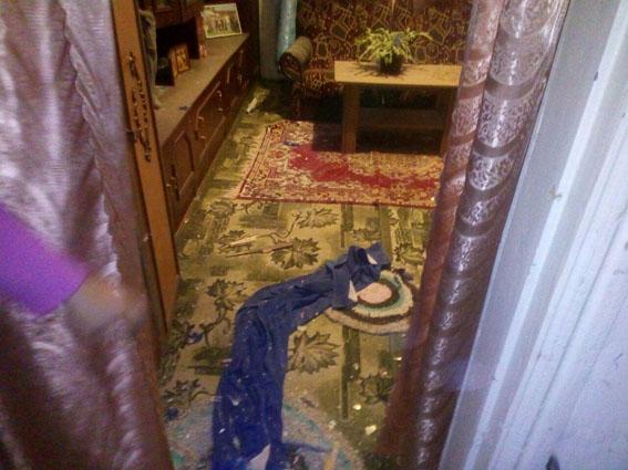 УМар'їнці бойовики обстріляли з мінометів житлові квартали