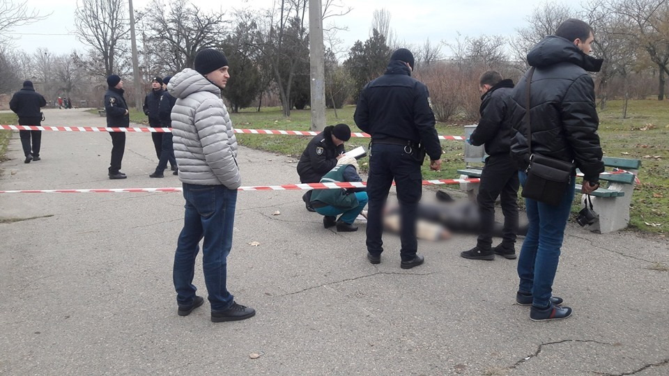 Упарку Миколаєва застрелився 75-річний чоловік