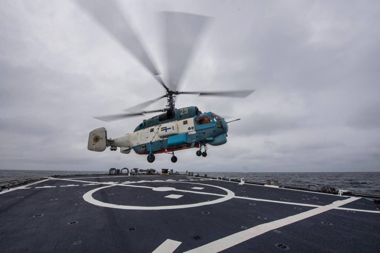 ВМС України і США провели навчання вЧорному морі