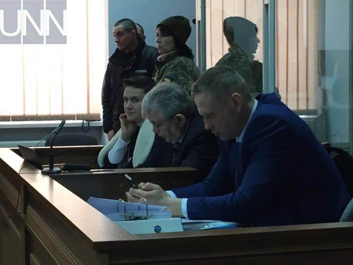 УГПУ повідомили, коли йдеобиратимуть запобіжний захід Савченко