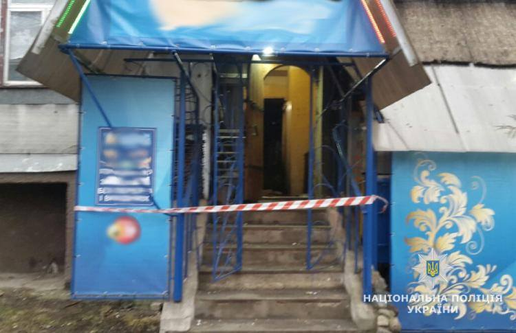 Вигорном заведении вУкраинском государстве произошел взрыв