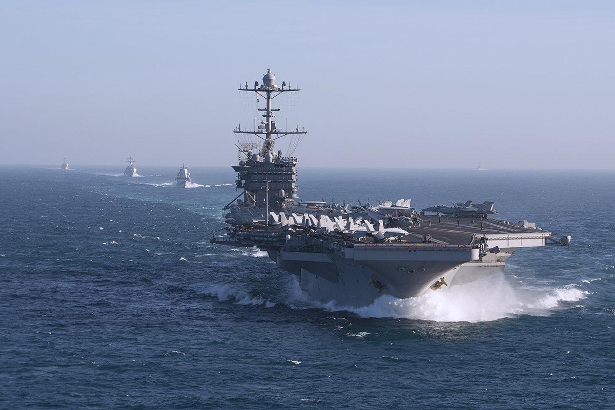 США можуть залишити авіаносець уСередземному морі для нагляду заРосією— ЗМІ