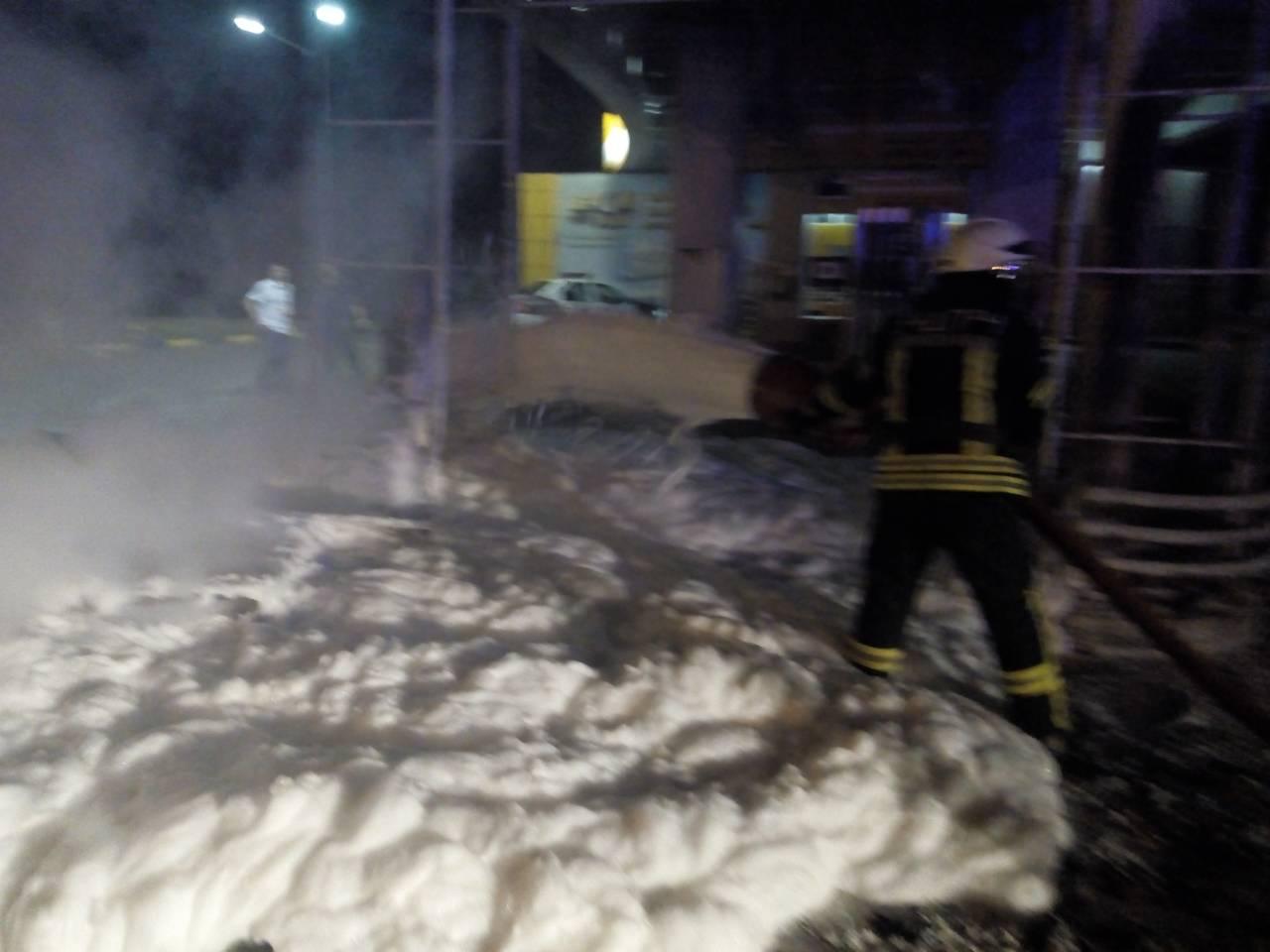 Показали відео пожежі наАЗС «БРСМ-Нафта»   Новини наGazeta.ua