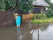 Из-за ненастья подтопило город Сарны - фото 5