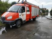 Из-за ненастья подтопило город Сарны - фото 6