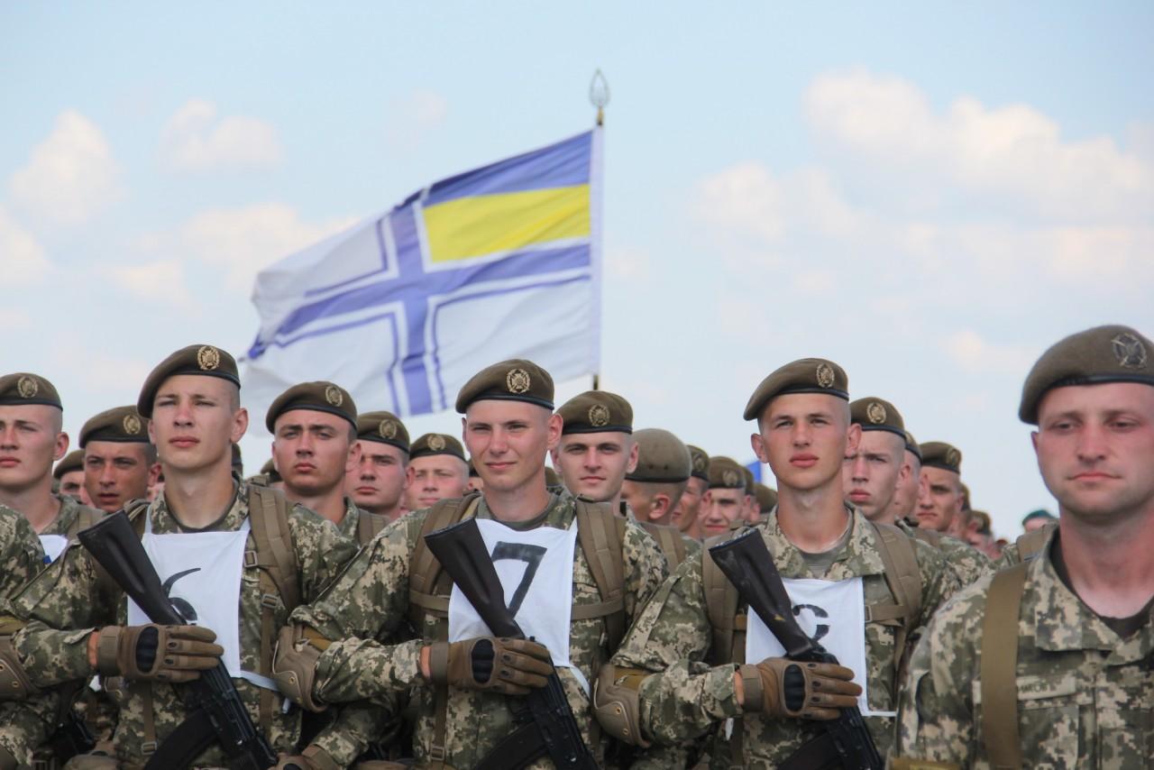 Женщины-военные впервые пойдут на параде ко Дню независимости - фото 5