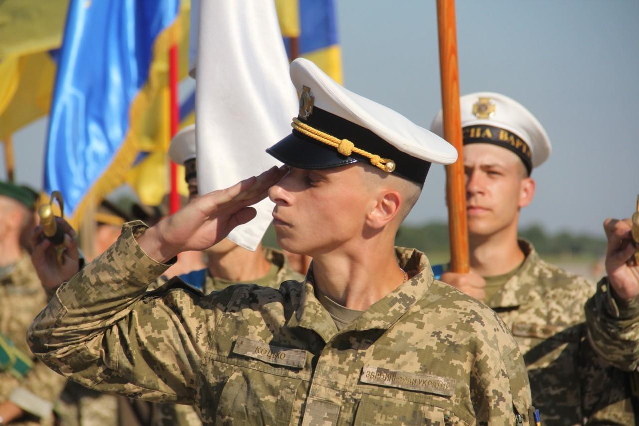 Женщины-военные впервые пойдут на параде ко Дню независимости - фото 10
