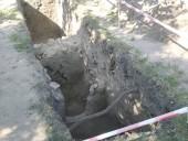В Киево-Печерской Лавре обнаружили остатки фортификационной стены времен Киевской Руси - фото 5