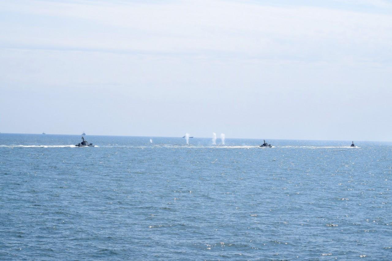 Шторм-2018: украинские ВМС провели боевые стрельбы - фото 7