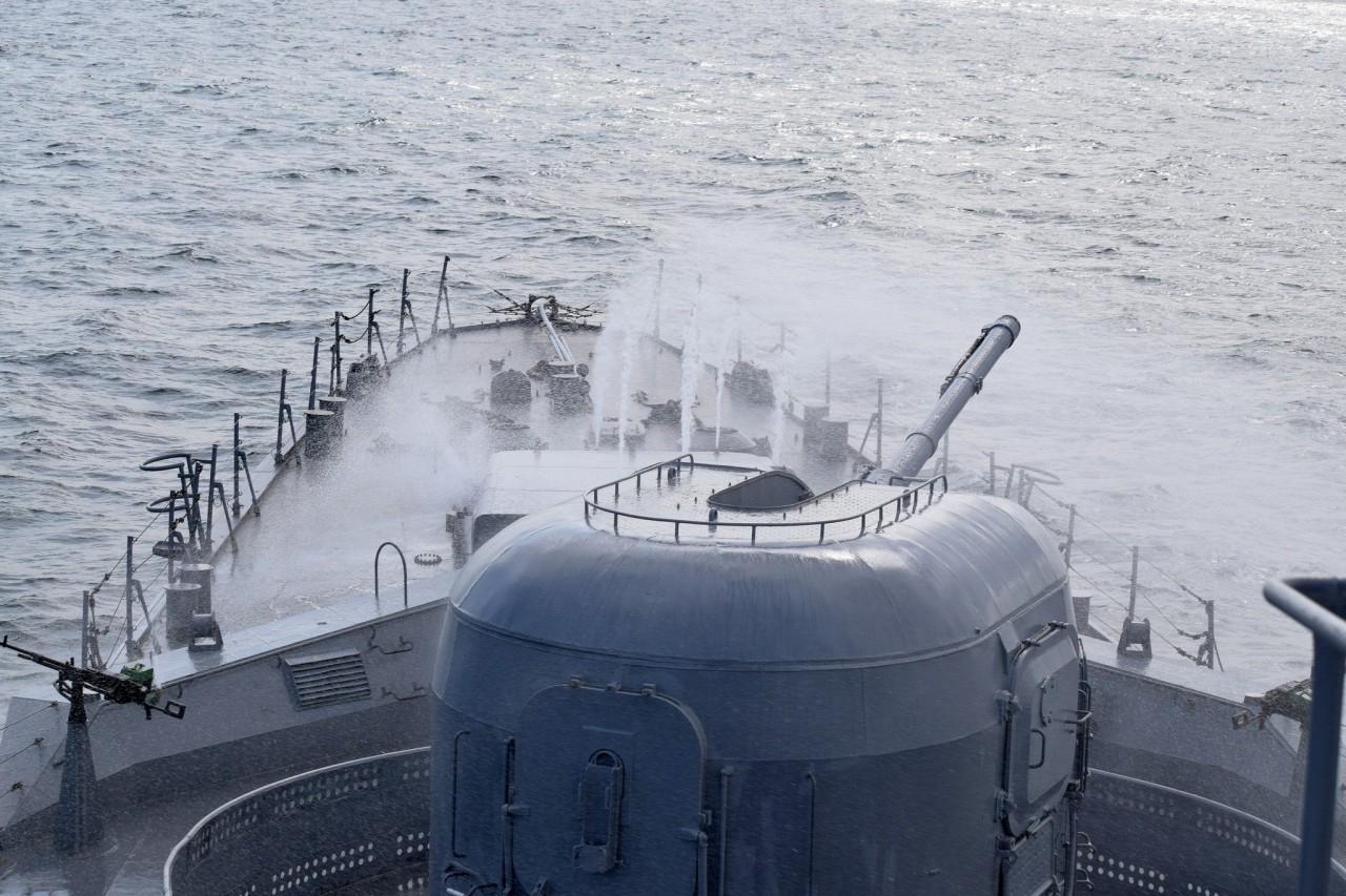 Шторм-2018: украинские ВМС провели боевые стрельбы - фото 17