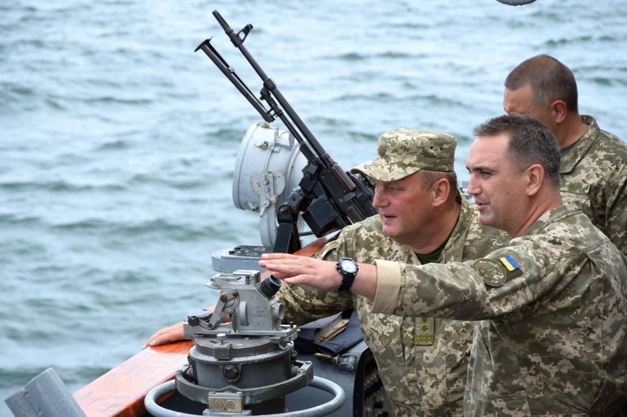 Шторм-2018: украинские ВМС провели боевые стрельбы - фото 19