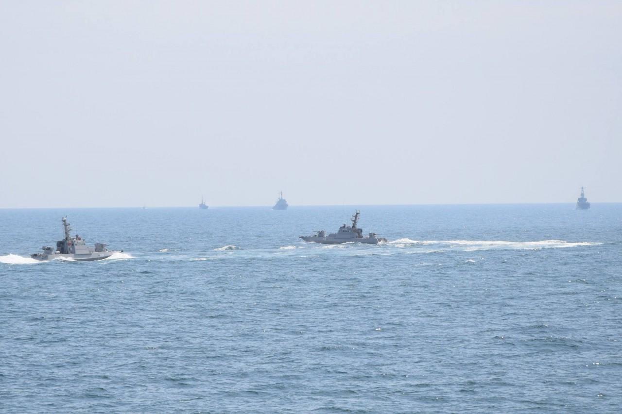 Шторм-2018: украинские ВМС провели боевые стрельбы - фото 21