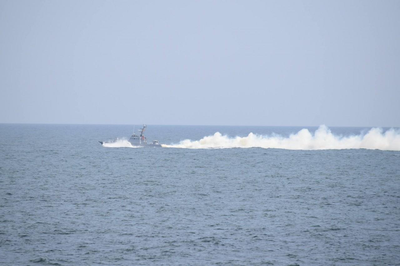 Шторм-2018: украинские ВМС провели боевые стрельбы - фото 14