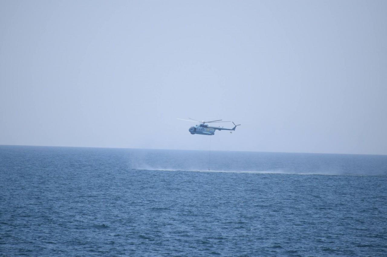 Шторм-2018: украинские ВМС провели боевые стрельбы - фото 12