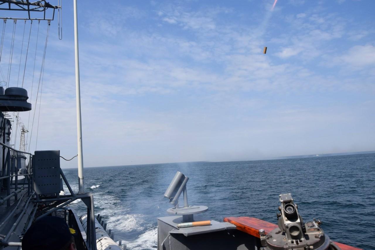 Шторм-2018: украинские ВМС провели боевые стрельбы - фото 20