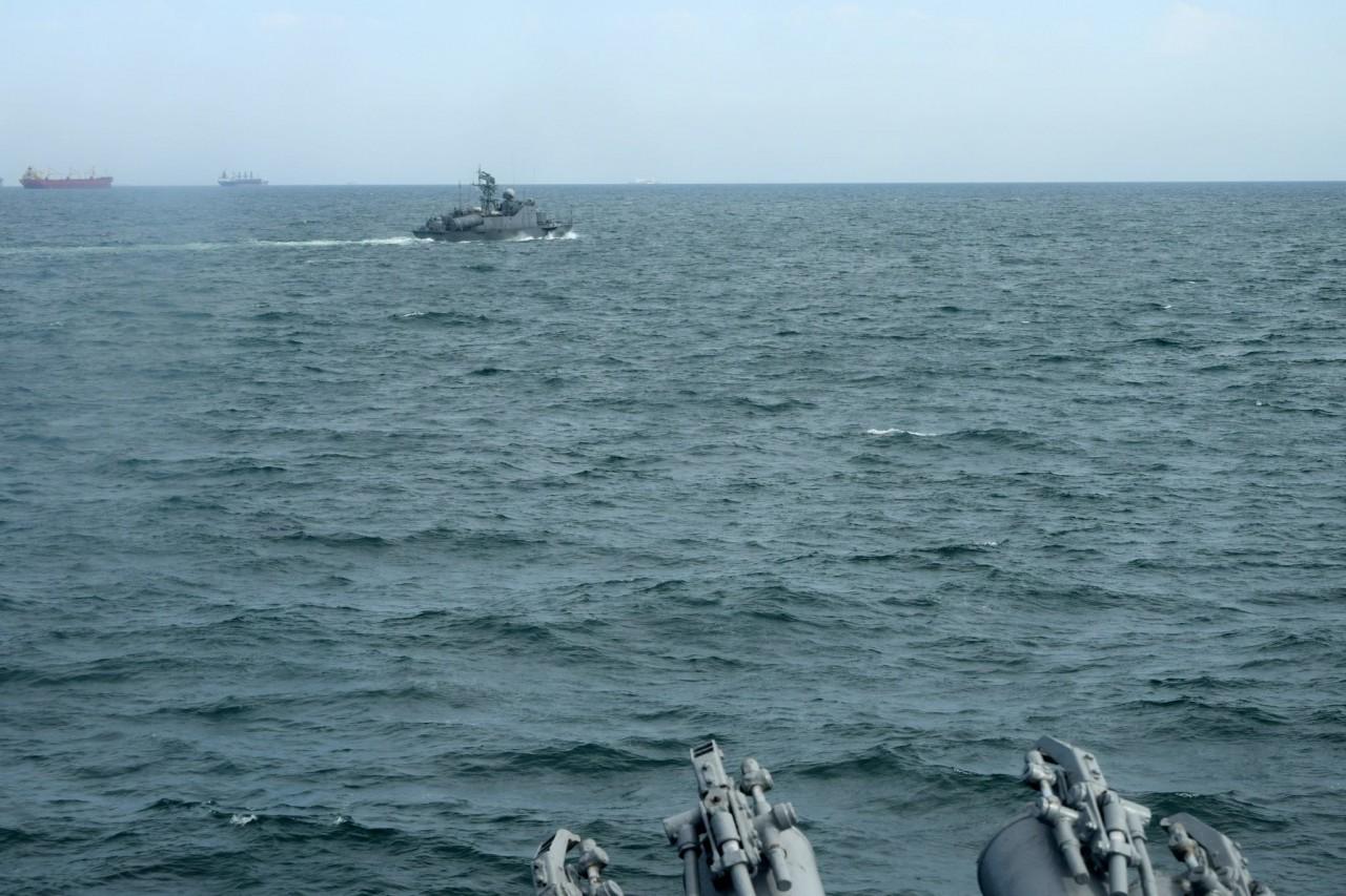 Шторм-2018: украинские ВМС провели боевые стрельбы - фото 15