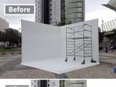 Португальский уличный художник удивляет мир 3D-граффити - фото 11