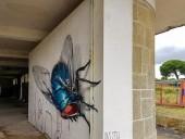 Португальский уличный художник удивляет мир 3D-граффити - фото 20