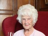 Старейшая жительница Великобритании поделилась секретом долголетия - фото 2