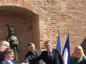 Памятник Анне Ярославне открыли во французской Тулузе - фото 1
