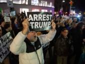 Американцы вышли на протесты после увольнения Трампом генпрокурора - фото 1