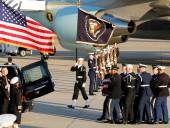 Трамп с женой почтили память Буша-старшего в Капитолии - фото 2
