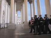 Трамп с женой почтили память Буша-старшего в Капитолии - фото 3