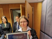Сестра Сенцова получила вместо него премию Сахарова - фото 4