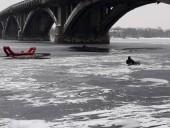 В столице мужчина упал с моста Метро - фото 1