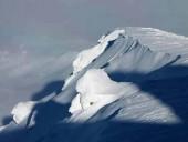 В сети показали заснеженные вершины Карпат - фото 7