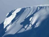 В сети показали заснеженные вершины Карпат - фото 6