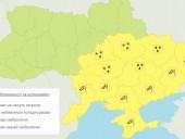 """""""Желтый"""" уровень опасности: непогода охватит половину Украины - фото 1"""