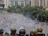 Количество задержанных во время протестов в Венесуэле достигло 791 - фото 7