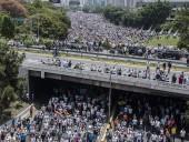 Количество задержанных во время протестов в Венесуэле достигло 791 - фото 8
