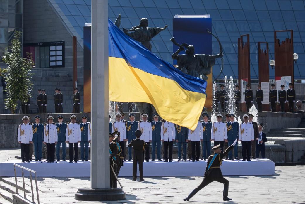 В Киеве в новом формате отпраздновали День Независимости: как это было - фото 7