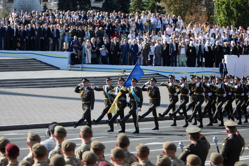 В Киеве в новом формате отпраздновали День Независимости: как это было - фото 5