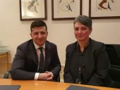 Зеленский и Аваков встретились с мамой Маркива: говорили о деталях дела - фото 4